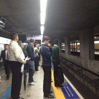 Foto tirada no(a) Estação Praça da Árvore (Metrô) por Adriano S. em 6/5/2012