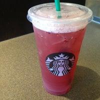 Photo taken at Starbucks by Angie C. on 8/10/2012