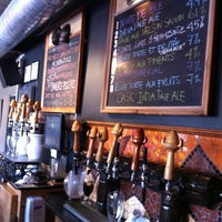 Photo taken at La Barberie by Fabricio P. on 6/12/2012