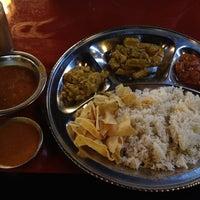 Photo taken at Sri Ananda Bahwan Restaurant by Rachel N. on 2/27/2012