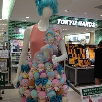 Photo taken at Tokyu Hands by naochiaan on 8/12/2012