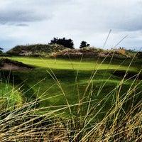 Photo taken at Bandon Dunes Golf Resort by Don J. on 4/24/2012