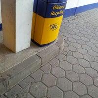 Photo taken at JET Tankstelle by ღAnnettღ S. on 5/5/2012