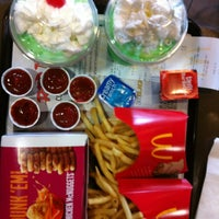 Photo taken at McDonald's by Justin H. on 3/15/2012