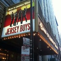 Снимок сделан в CIBC Theatre пользователем Kaylee B. 6/2/2012