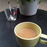 Photo taken at Cafe Gopal by V-P L. on 6/9/2012