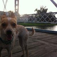 Photo taken at Magnolia Bridge by Snorkel Y. on 7/11/2012