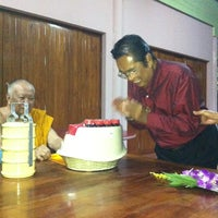 Photo taken at วัดเขาสำเภาทอง by Eingeing E. on 2/18/2012