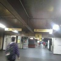 Photo taken at Terminal Metropolitano de Diadema by Guilherme M. on 6/1/2012