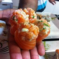 Photo taken at A3 Sushi by Thiago T. on 5/28/2012