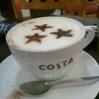Photo taken at Costa Coffee by Rui A. on 12/12/2011