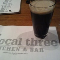 Photo taken at Local Three by Chris L. on 10/26/2011