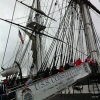 Foto tirada no(a) USS Constitution por Stacy A. em 6/5/2012