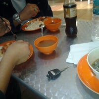 Photo taken at Pagoh Kopitiam by kAizO u. on 6/28/2012