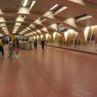 Photo taken at 24th St. Mission BART Station by Holden K. on 8/9/2011