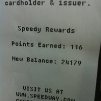 Photo taken at Speedway by Chelsea F. on 2/23/2012