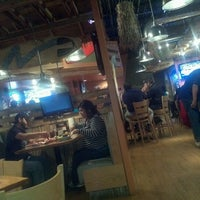 Photo taken at Malibu Shack Grill & Beach Bar by Sarah G. on 1/13/2012