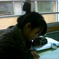 Photo taken at Institut Veles e Vents by Fani A. on 11/24/2011