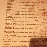 Photo taken at Ciccio Panza by Simone L. on 9/2/2012