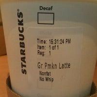 Photo taken at Starbucks by Jian on 9/11/2011