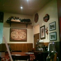 Photo taken at Baggio Pizzeria & Focacceria by Cleiton Alexandre K. on 6/5/2012