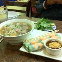 Photo Taken At Ph Saigon Noodle House By Don M On 1 9