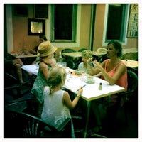 Photo taken at Restaurant du Gesù by Bruno B. on 8/29/2012