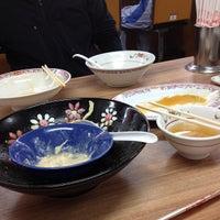 Photo taken at Gyoza no Ohsho by keisuke y. on 10/29/2011