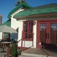 Photo taken at Hob Nobs Cafe & Spirits by Jeffrey S. on 11/20/2011
