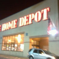Photo taken at The Home Depot by Ihsan A. on 1/8/2012