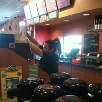 Photo taken at BIGGBY COFFEE by Leola D. on 10/6/2011