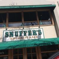 Photo taken at Snuffer's by Wynn W. on 2/29/2012
