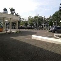 Photo taken at Kantor Gubernur Sumatera Utara by Dewi N. on 7/12/2012