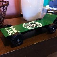 Photo taken at Starbucks by arbkv on 4/17/2012