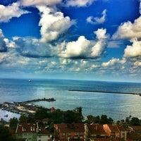 Photo taken at Ereğli Limanı | Port of Ereğli by Zeynel A. on 8/13/2012