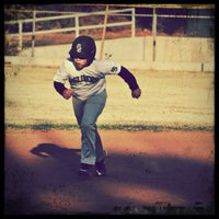Photo taken at Fred Myers Baseball Complex by Leanna K. on 11/9/2011