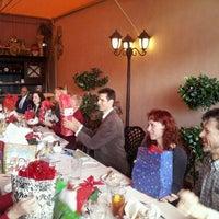 Photo taken at Vitello's Trattoria by Jack D. on 12/16/2011