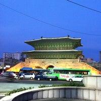 Photo taken at Dongdaemun Market by JiHye on 10/19/2011
