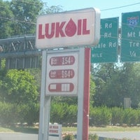Photo taken at Lukoil by Kimberly H. on 7/25/2012