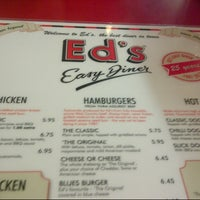 Photo taken at Ed's Easy Diner by Fatma A. on 8/30/2012