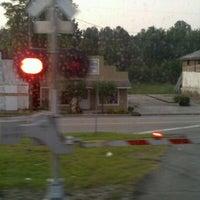 Photo taken at Amtrak - Yemassee Station (YEM) by Jaydon And Daddy C. on 7/3/2012