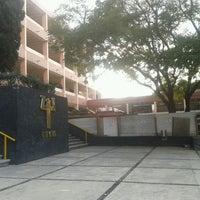 Photo taken at Facultad de Psicología, UNAM by Luis G. on 1/16/2012