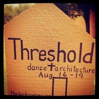 Photo taken at Dramatech by Deisha O. on 8/19/2012