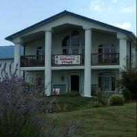 Photo taken at Torrey Ridge Winery by Lisa M. on 8/3/2012