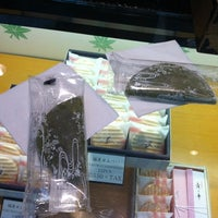 Photo taken at Minamoto Kitchoan by Eun Jin S. on 6/19/2012