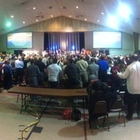 Photo taken at BCC - The Tabernacle by Sam C. on 10/5/2011