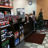 Photo taken at Dunkin' Donuts by Erica K. on 12/26/2011