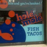 Photo taken at Hole Mole by Amelia K. on 8/17/2012