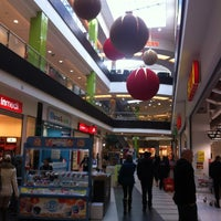 Photo taken at Atrium Mall by Andrei U. on 1/2/2012