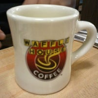 Photo taken at Waffle House by Jeff C. on 11/6/2011